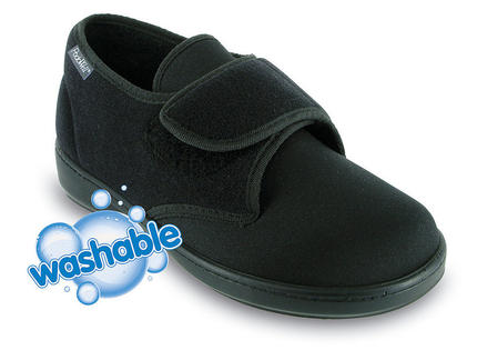 Aladin wide fit Washable Shoe